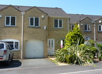 Thumbnail 3 bed town house for sale in Elderberry Drive, Siddal, Halifax