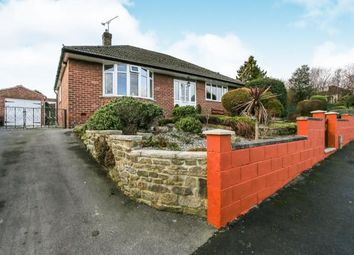 Thumbnail 2 bed bungalow for sale in Speighthill Crescent, Wingerworth, Chesterfield, Derbyshire