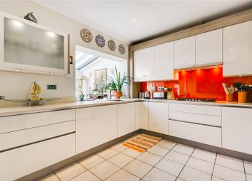 Thumbnail 4 bed terraced house to rent in Trinity Church Road, Barnes Waterside, London