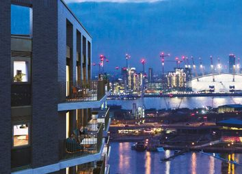 Thumbnail 1 bed flat for sale in Royal Docks West, Royal Victoria Dock, London