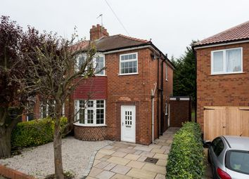 Thumbnail 3 bed semi-detached house for sale in Rydal Avenue, Burnholme, York