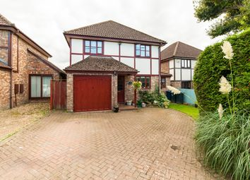 Thumbnail 4 bed detached house for sale in Great Hivings, Chesham