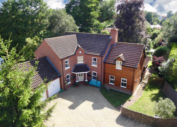 Thumbnail 5 bed detached house for sale in Giles Way, Witnesham, Ipswich