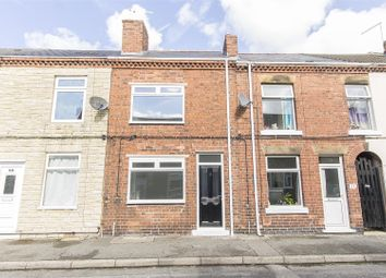 Thumbnail 2 bed terraced house for sale in Egstow Street, Clay Cross, Chesterfield