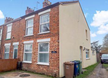 Elizabeth Terrace, Wisbech PE13. 3 bed end terrace house for sale