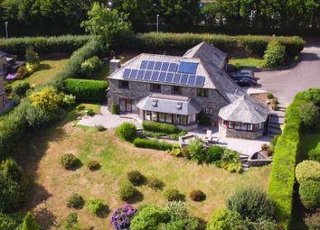 Thumbnail 5 bed detached house for sale in Dunstan Lane, St. Mellion, Saltash, Cornwall