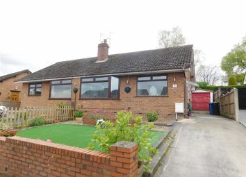 Thumbnail 2 bed semi-detached bungalow for sale in St Christophers Drive, Romiley, Stockport