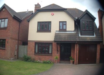 Thumbnail 4 bed detached house for sale in Maryfield Close, Bexley, Kent