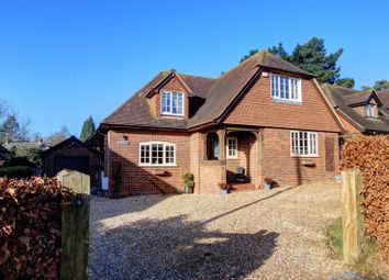 Thumbnail 4 bed detached house for sale in New Road, Timsbury, Nr. Romsey, Hampshire