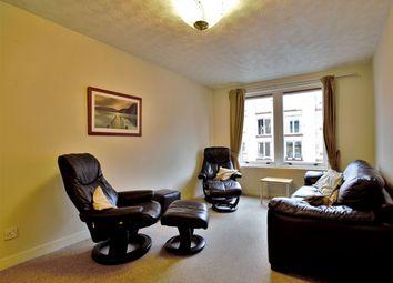 Thumbnail 2 bed flat to rent in Robertson Avenue, Gorgie, Edinburgh