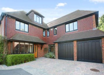 Thumbnail 6 bed detached house to rent in Park Lane, Ashtead