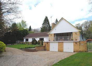 Thumbnail 6 bed detached bungalow for sale in Deadmore Lane, Newtown, Newbury
