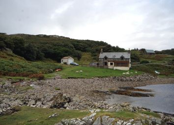 Thumbnail 3 bed cottage for sale in Lochinver, Lairg