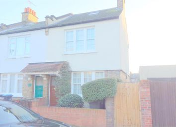 Thumbnail 3 bed end terrace house to rent in Sketty Road, Enfield