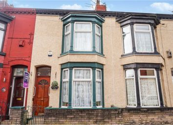 Thumbnail 3 bed terraced house for sale in Hemans Street, Bootle