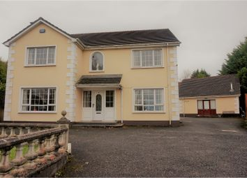 Thumbnail 4 bed detached house for sale in Cromkill Court, Derry / Londonderry