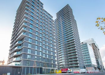 Thumbnail 1 bedroom flat for sale in Glasshouse Gardens, Cassia Point, Stratford