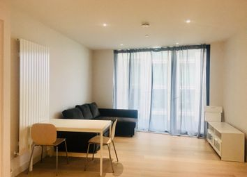 Thumbnail 1 bed flat for sale in Mercier Court, 3 Starboard Way, Royal Wharf