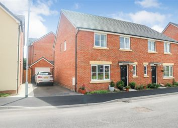 Thumbnail 4 bed semi-detached house for sale in Argus Green, Swindon, Wiltshire