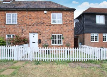 Thumbnail 2 bedroom semi-detached house for sale in Long Reach Close, Seasalter, Whitstable