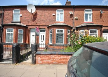 Thumbnail 3 bed terraced house for sale in Chadwick Road, Eccles Manchester