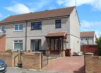 Thumbnail 3 bed semi-detached house for sale in 19 Westwood Quadrant, Linnvale, Clydebank