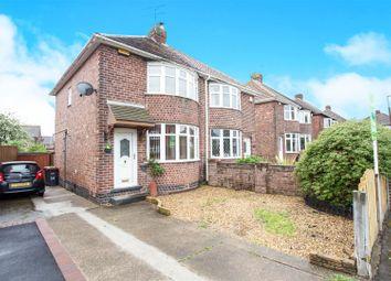 Thumbnail 3 bedroom semi-detached house for sale in Beardsmore Grove, Hucknall, Nottingham