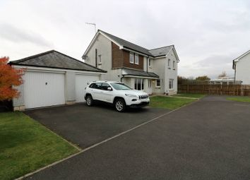 Thumbnail 4 bed detached house for sale in Ringans Lane, Stirling