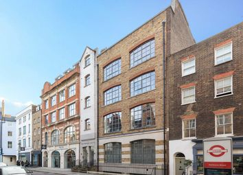 Thumbnail 2 bed flat for sale in Rathbone Street, London