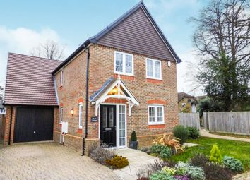 Thumbnail 3 bed detached house for sale in Glebelands, Crawley Down, Crawley