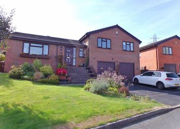 Thumbnail 4 bed detached house for sale in Llys Y Nant, Pentre Halkyn, Holywell, Flintshire