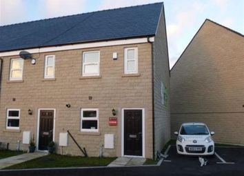 Thumbnail 3 bed terraced house to rent in Kandel Court, Whitworth