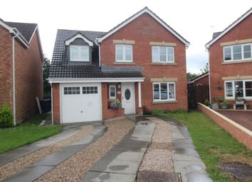Thumbnail 5 bed detached house for sale in Globe Park, Broxburn