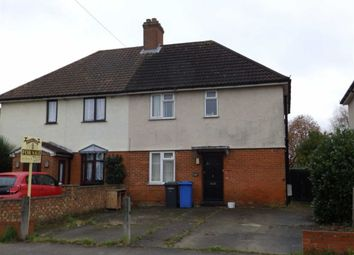 Thumbnail 3 bedroom semi-detached house for sale in Clapgate Lane, Ipswich, Suffolk