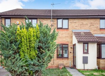 Thumbnail 2 bed terraced house for sale in Dart Close, St. Ives, Huntingdon