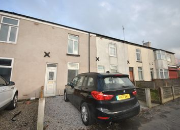 Thumbnail 2 bed terraced house to rent in Worsley Road North, Manchester