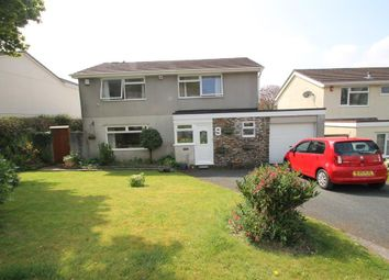 Thumbnail 4 bed detached house for sale in Blackeven Close, Roborough, Plymouth