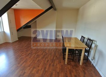 Thumbnail 1 bed flat to rent in Meanwood Road, Leeds, West Yorkshire