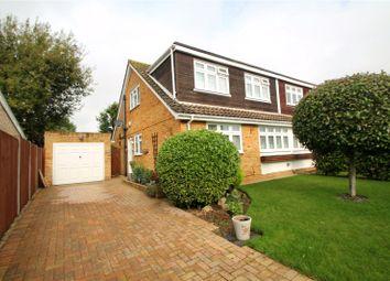 3 bed semi-detached house for sale in Guestwick, Tonbridge, Kent TN10