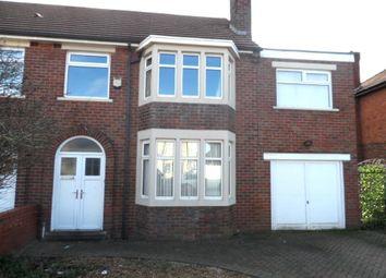 Thumbnail Semi-detached house for sale in Penrose Avenue, Blackpool