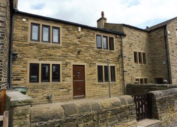 Thumbnail 3 bed terraced house to rent in Crowthers Yard, Pudsey, Leeds