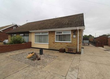 Thumbnail 2 bed semi-detached bungalow for sale in Maple Gardens, Bradwell, Great Yarmouth