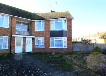 Thumbnail 2 bed flat for sale in Alinora Crescent, Goring By Sea, West Sussex