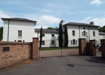 Thumbnail 2 bed flat for sale in The Grange, Town Street, Bramcote, Nottingham