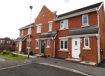 Thumbnail 3 bed terraced house for sale in Manor Court, Newbiggin-By-The-Sea