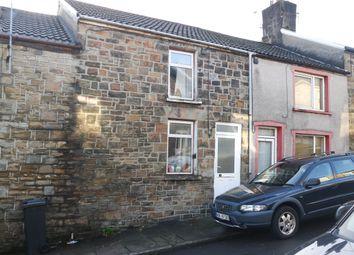 Thumbnail 2 bed terraced house for sale in Church Street, Troedyrhiw, Merthyr Tydfil