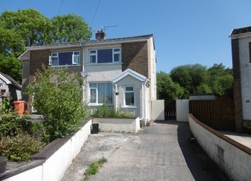 Thumbnail 2 bed semi-detached house for sale in Blaen Y Fro, Pencoed, Bridgend