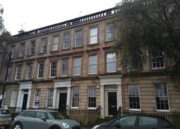Thumbnail 1 bed flat to rent in St. Vincent Crescent, Glasgow
