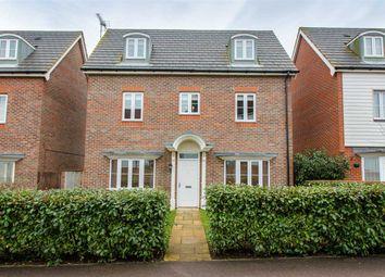 Thumbnail 4 bedroom detached house for sale in Rose Walk, Sittingbourne