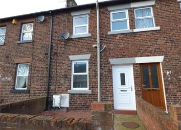 Thumbnail 2 bed terraced house to rent in Hasell Street, Carlisle, Cumbria